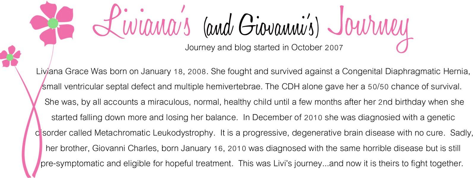 Liviana's Journey