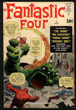 FF no.1 Nov. 1961