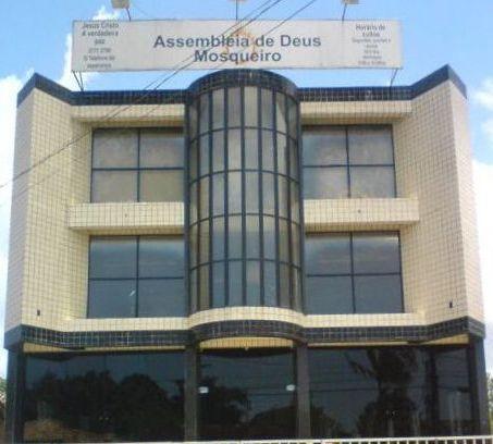 Assembléia de Deus Vila Mosqueiro