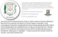 DCE 2008 - A LUTA VAI CONTINUAR, NÃO ACEITAMOS A PRIVATIZAÇÃO BRANCA