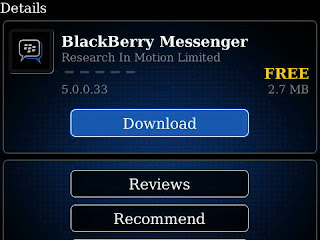 Hacker BlackBerry Messenger