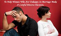 Unhappy Marriage Better vs Divorce