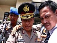 Susno Duadji ditangkap