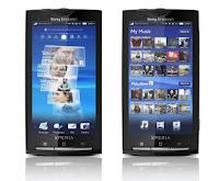 HP Sony Ericsson Terbaru