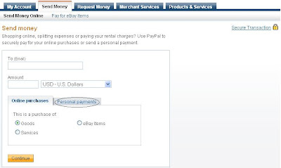Cara Pembayaran Paypal