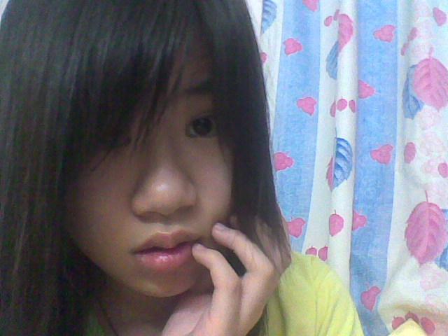 My sister, Nicole (pretty lehz...)
