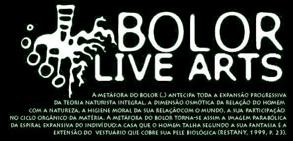 Bolor Live Arts