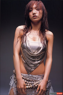 Maki Goto Hot J-pop singer