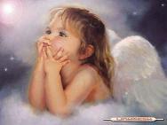 Quando você pensar que está completamente só, lembre-se: seu anjo está sempre tomando conta de você