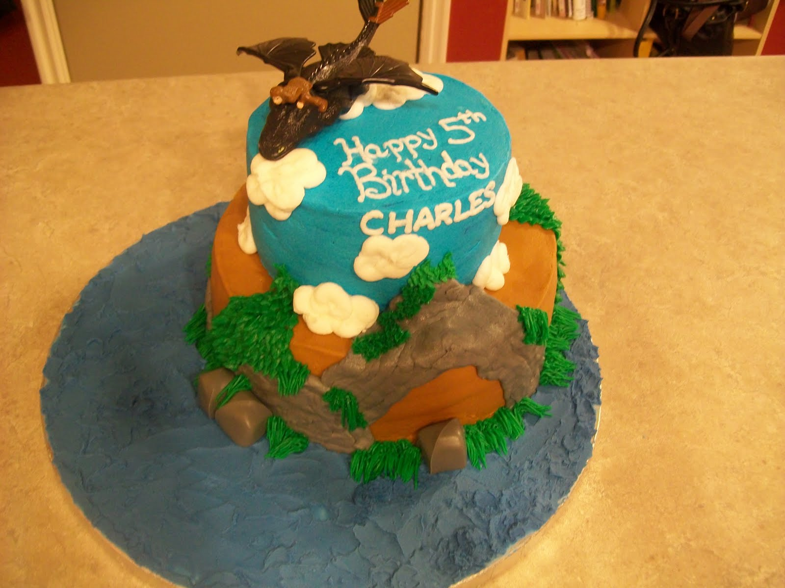 Grateful for the ride how to train your dragon cake how to train your dragon cake ccuart Choice Image