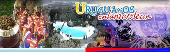 URUGUAYOS EN LANZAROTE