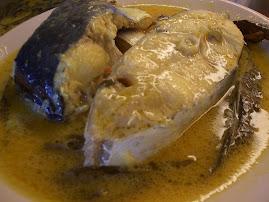 Daily Dish : Ikan Patin Lemak Tempoyak