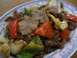 Catering Menu : Black Pepper Beef