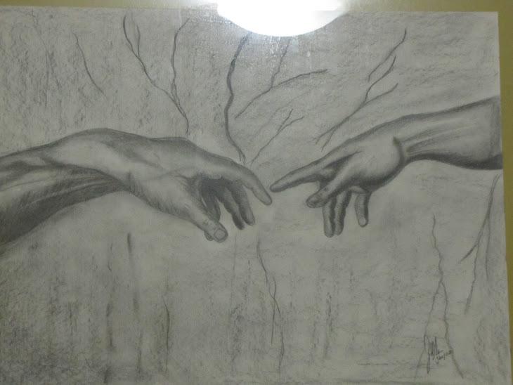 Michelangelo -  Criação do Homem