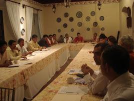 """Foro """"Acuerdos Mínimos para una Ley de Participación Ciudadana en Oaxaca"""""""
