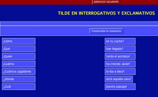 http://www.educa.madrid.org/web/cp.beatrizgalindo.alcala/zona/tercerciclo/tildeeninterro/1_ortografia.htm