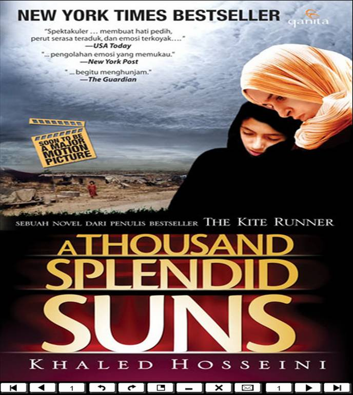Novel Islami A Thousand Splendid Suns