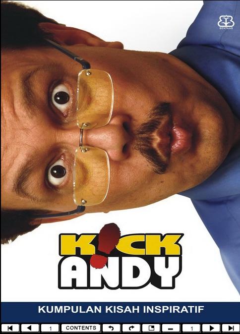 Novel ) Kick Andy - Kumpulan Kisah Inspiratif