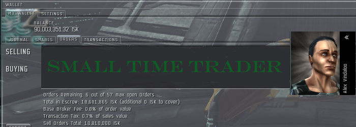 Small Time Trader