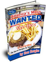 book on secret american recipes