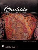 book on Japanese tattoo