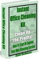 book on starting a cleaning business