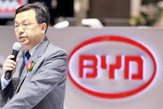 Il cinese più ricco è un costruttore di auto elettriche