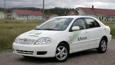 Auto elettriche alla finlandese