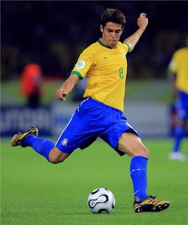 Kakà prevede una possibile vittoria del Brasile