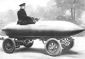 Storia dell'auto elettrica