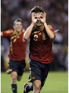 La stampa esalta la Spagna
