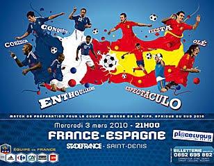 Convocati della Spagna contro la Francia