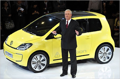 L'E-UP è l'apripista, vedremo presto un'Audi o una Volkswagen ibrida o elettrica sulle nostre stade?
