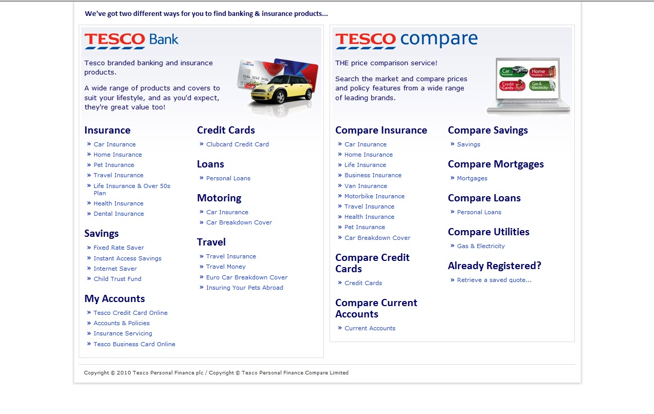 josh as ict tesco operates a grocery homeshopping service as well as providing consumer goods telecommunications and financial services online