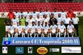 FOTOS OFICIALES DEL CARAVACA C.F. 2010/2011