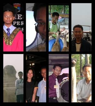 I, Me and Myself
