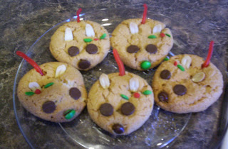 Almost Unschoolers Easy Peanut Butter Christmas Mice Cookies