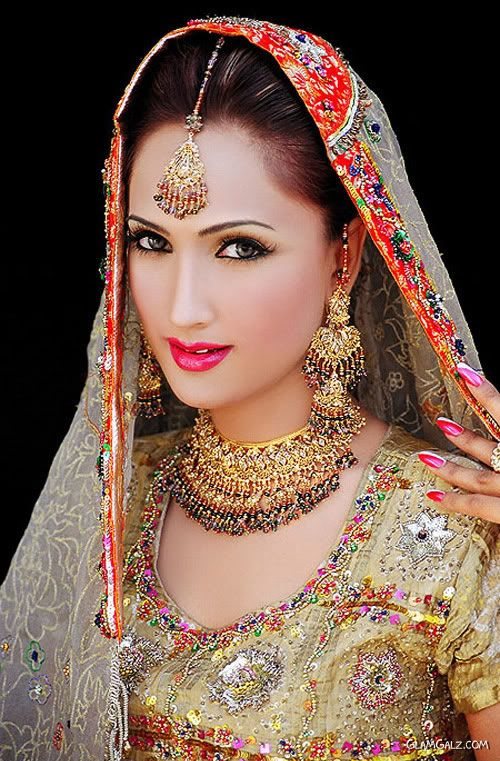 Maang Tikka Indian Jewelry
