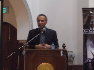 Wacana Ilmu Bersama Professor Tariq Ramadan