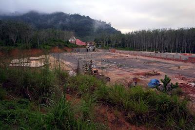 Kuala Tahan - Pengurusan Pembangunan