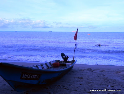 Lari Sebentar Ke Pantai Puteri Melaka
