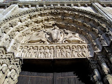 The main door