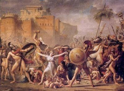 Resultado de imagen de guerra de troya