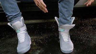 Back To The Future (Volver Al Futuro) Nike-back-to-the-future-sneakers