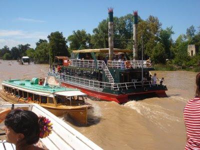 Imagenes del Delta del Paraná Foto+Tigre+022