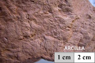 Rocas Sedimentarias Arcillas
