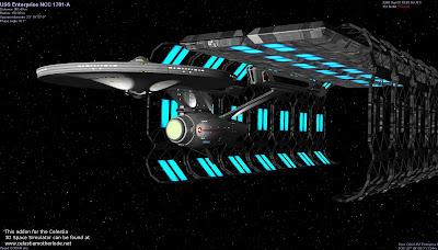 Star trek Fic_startrek_Enterprise_Leaving_Space_1__Frank_Gregorio