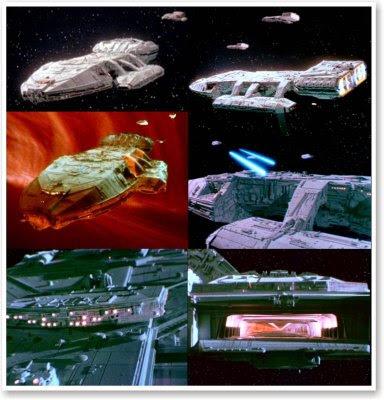 Battlestar Galactica (1978) Galactica8