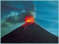 La erupción del Tambora Volcan4
