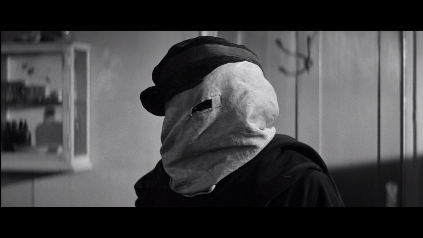 When Not Performing in Freak The Elephant Man (1980)